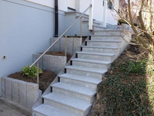Treppen-Lösung