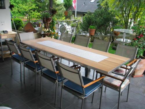 Einlage-Tisch