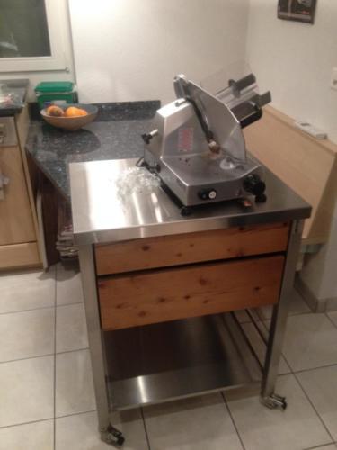 Küchen-Wagen